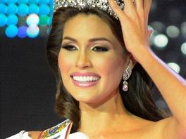 Miss Venezuela 2012 Maria Gabriela Islerová