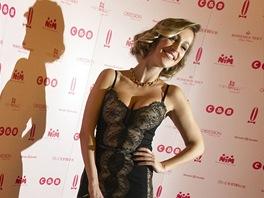 Modelka Renata Langmannová