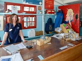Britský Port Lockroy je jednou z nejnavštěvovanějších polárních základen.