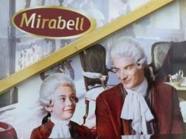 Společnost Mirabell vyrábí Mozartovy koule, ale to nejsou ty pravé.