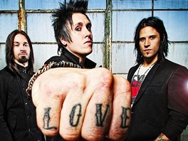 Papa Roach p�ijedou zabou�it se svou nejnov�j�� deskou The Connection.