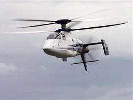 Sikorsky X2 už letěl rychlostí 460 kilometrů za hodinu.