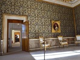 Ložnice císařovny v královském paláci