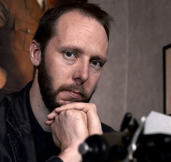 Norsk� spisovatel Gaute Heivoll