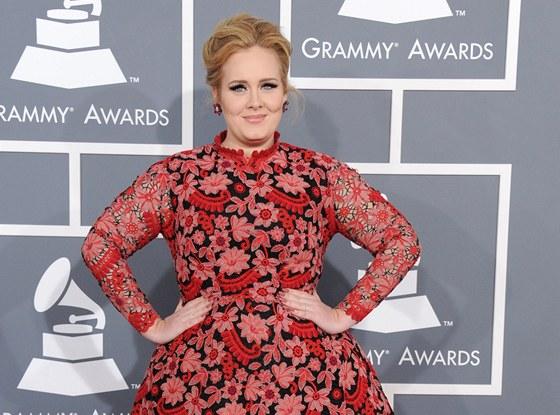 Grammy 2012 - Adele