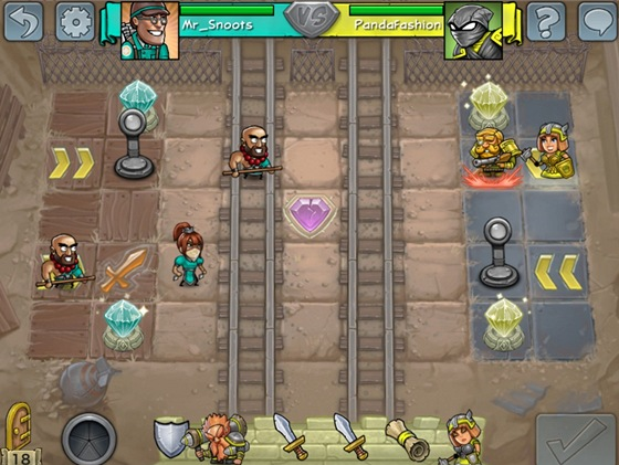 Hero Academy (iOS)