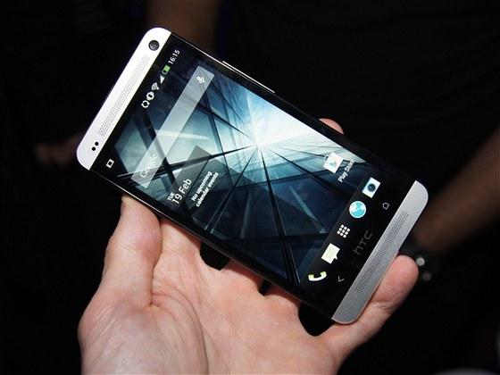 Premiéra HTC One v Londýně