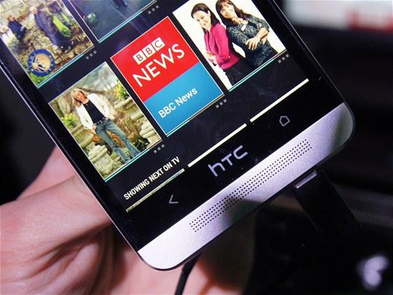 Premi�ra HTC One v Lond�n�