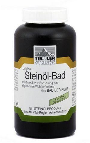 Kamenný olej zažene bolest, únavu i stres