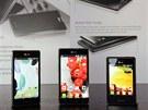 LG Optimus L5 II, Optimus L7 II a Optimus L3 II