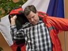 Místostarosta Petr Vodňanský opouští své místo poté, co ho zastupitelstvo