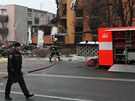Z domu ve Frenštátě pod Radhoštěm, kde explodoval plyn, zůstala je ruina. (18.