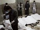 Sobotní pumový útok v pákistánské Kvétě zabil padesátku lidí, stovku dalších zranil.