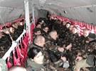 České letouny CASA přepravují maďarské vojáky do Kosova a zpět