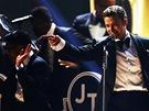 Grammy za rok 2012 - Justin Timberlake