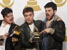Grammy za rok 2012 - Mumford & Sons