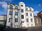 Vilu z roku 1913 postavili na V�toni podle n�vrhu Josefa Chochola.