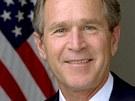 Oficiální portrét amerického prezidenta George W. Bushe