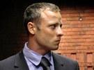 Jihoafrický běžec s amputovanýma nohama Oscar Pistorius se opět objevil u