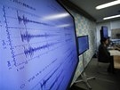 Tisková konference k severokorejskému jadernému testu v Japonsku (12. února