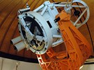 Řadu planetek astronomové objevili teleskopem Klenot.