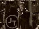 Justin Timberlake na letošních Grammy