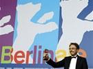 Berlinale 2013 - režisér vítězného snímku Pozice dítěte Calin Peter Netzer s