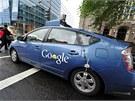 Google auto umí jezdit bez řidiče v běžném provozu.