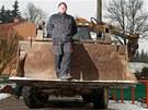 I po zrušení veřejné služby Michal Kárský vykonává v Rychnově na Moravě obecní