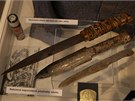 Mezi exponáty nové výstavy Mírov - pohled patří i zabavené vězni tajně vyrobené