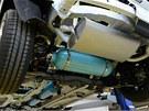 Prototyp Air Hybrid koncernu PSA