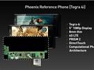 Nvidia Tegra 4i zabírá v referenčním smartphonu Phoenix jen minimum místa