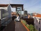 Obyvatelé si atmosféru domova umocní i díky vybraným vůním z květů a bylinek.