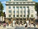 Nov� obchodn� administrativn� centrum nab�dne plochu o velikosti 24 tis�c metr�...