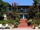 Sídlo Helen Mirrenové leží v Hollywood Hills v Kalifornii a je postavené ve...
