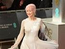 Helen Mirrenov� na ud�len� cen BAFTA (10. �nora 2013)