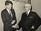John F. Kennedy a Harry Truman (2. prosince 1959)