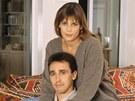 Monack� princezna St�phanie a Daniel Ducruet