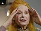 Vivienne Westwoodová (17. února 2013)