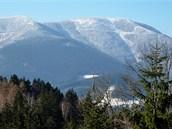 Beskydy - panoramata
