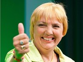 Claudia Rothov� vede n�meck� Zelen� spolu s popul�rn�m Cemem �zdemirem.