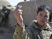Miniaturní vrtulník Black Hornet u britských průzkumníků v Afghánistánu