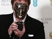 Quentin Tarantino s cenou BAFTA za scénář k filmu Nespoutaný Django