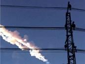 Exploze v meteorickém roji úlomků způsobily na obloze světelné efekty. (15.