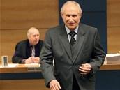 Bývalý rektor Univerzity Tomáše Bati ve Zlíně Ignác Hoza vysvětloval před