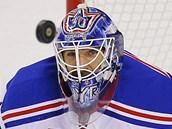 Henrik Lundqvist, g�lman New York Rangers