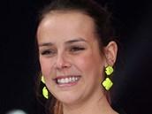 Dcera monack� princezny St�phanie Pauline Ducruetov� (3. �nora 2013)