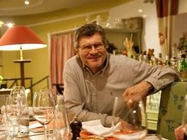 Otcem Grand Restaurant Festivalu je gurmán Pavel Maurer.