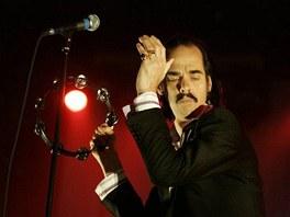 Nick Cave - koncert s kapelou The Bad Seeds (Arena HC Sparta Praha, 24. kv�tna