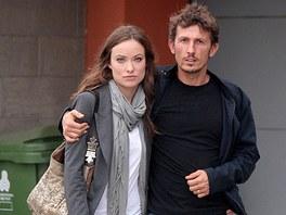 Olivia Wilde s bývalým manželem